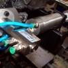 mandrino sbavatura per tornio automatico