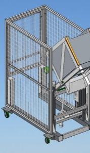 mcservice-modena-progettazione-meccanica-consulenza-tecnica-divisione-alimentare-sollevatore-Sollevatore ribaltatore